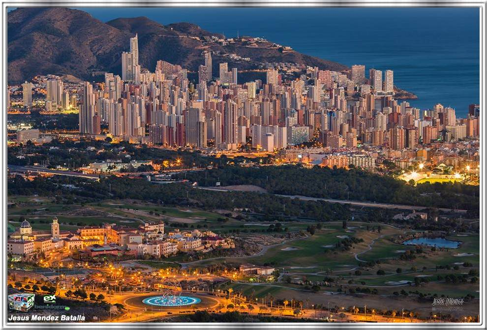 Benidorm views
